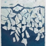 Ice Flow -Circling Seasons No. 2